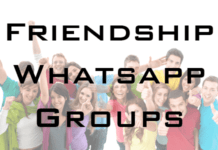 friendship-whatsapp-group
