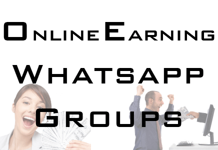 online-earning-whatsapp-group-link