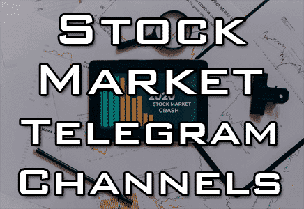 best stock market telegram channel