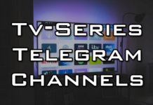 Best Telegram Channel for Tv Series