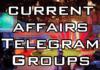 current affairs telegram group link