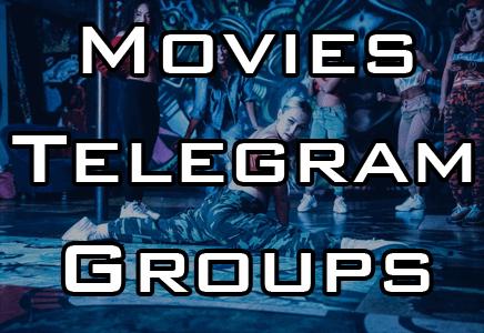 best telegram groups for movies