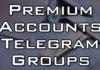 telegram group for premium accounts