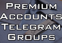 telegram group for premium accounts