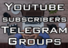 telegram-group-for-youtube-subscribers