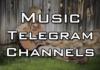 best music channels on telegram