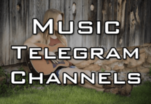 best music channels on telegram