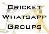 Cricket Whatsapp Group Link 2021