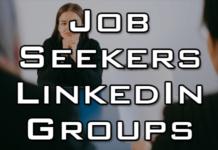 linkedin groups for job seekers