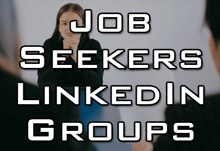 linkedin groups for job seekers