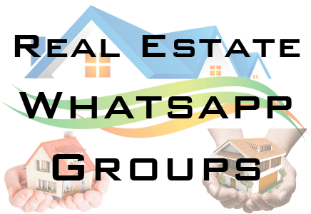 real estate whatsapp group links