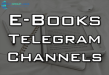 ebook telegram channel