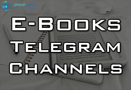 ebook telegram channel