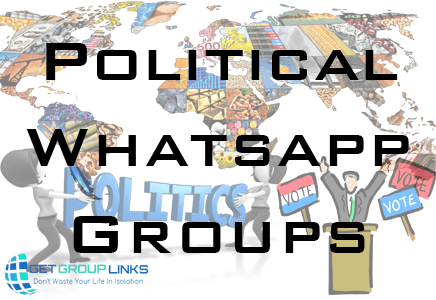 political whatsapp group link