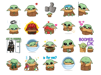 Baby-Yoda-telegram-stickers