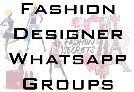 Fashion-Designer-Whatsapp-Group-links