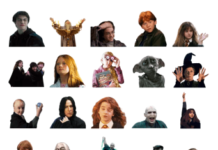 Harry-Potter-telegram-stickers