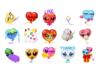 Helium-Hearts-telegram-sticker