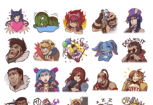League-of-Legends-Telegram-Stickers