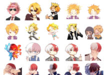 My-Hero-Academia-telegram-stickers
