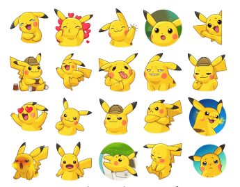 Pikachu-Detective-telegram-stickers