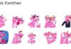Pink-Panther-telegram-sticker