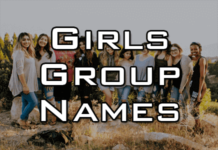 best-group-names-for-girls