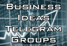 business ideas telegram group