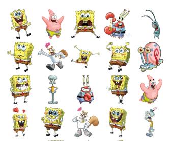 spongebob-telegram-stickers