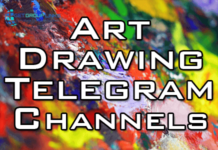 Art-Design-Drawing-Telegram-Channels