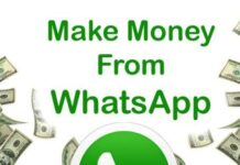 Earn from whatsapp