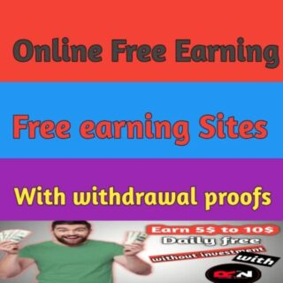 Online-earning-free