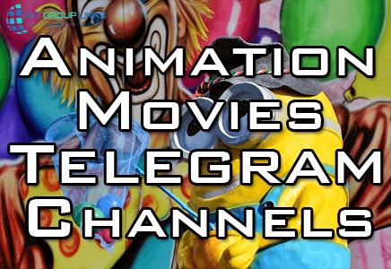 animation movies telegram channel