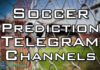 best soccer prediction telegram channels