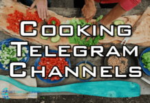 cooking-telegram-channel