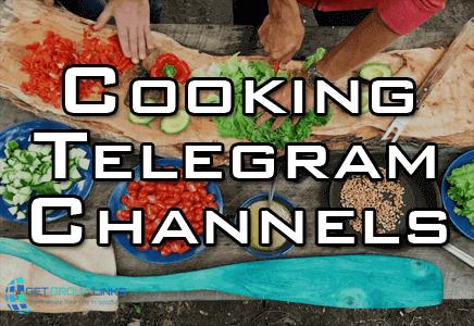 cooking-telegram-channel