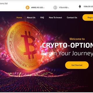 crypto options community