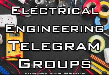 electrical engineering telegram group
