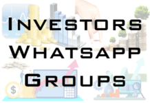 forex investor whatsapp group link