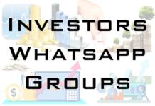forex investor whatsapp group link