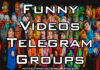 funny videos telegram group link