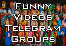 funny videos telegram group link