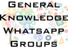 gk gs whatsapp group link