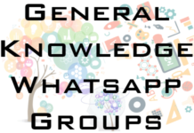 gk gs whatsapp group link