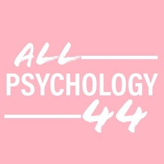 All psychology