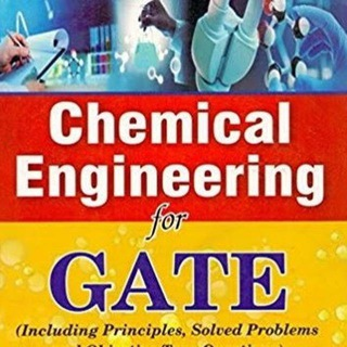 Chemical Engineering GATE