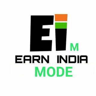 EARN INDIA MODE