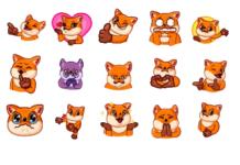 Feisty Fox