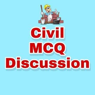 MCQ's Civil Engg Discussion