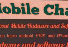 Mobile Hardware and Software Repairing